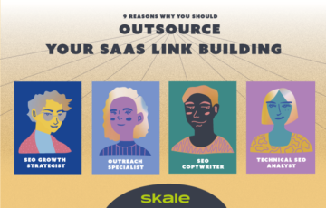 9 Reasons Why You Should Outsource Your SaaS Link Building