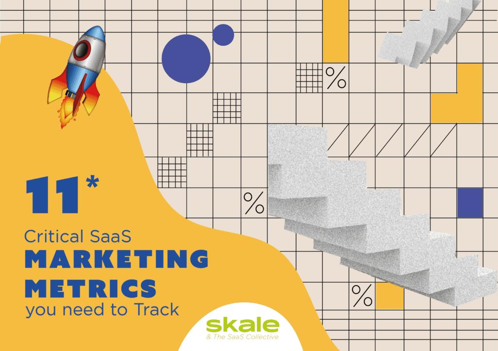 Saas marketing metrics