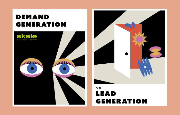Demand Gen vs. Lead Gen: is there a Difference?